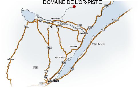 Pourvoirie Mont-Valin