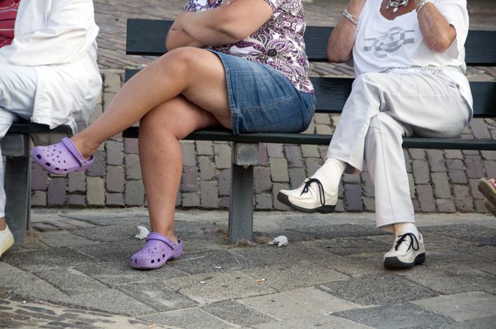 mooie schoenen niet dan
