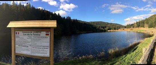 Lac de Tenine