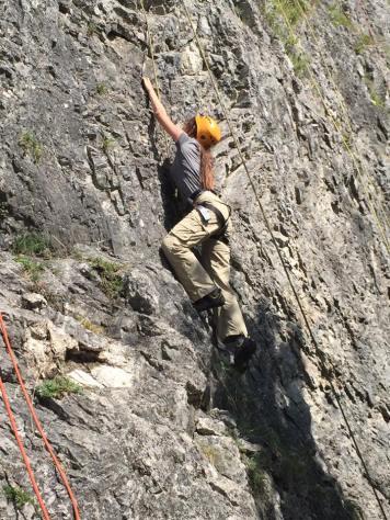 46. Rock Climbing