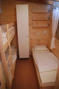 Chalet 2e slaapkamer - Chaletluganomeer.nl