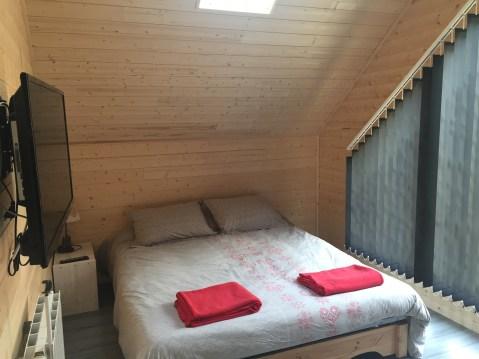 Chambre Mathusalem - canapé lit