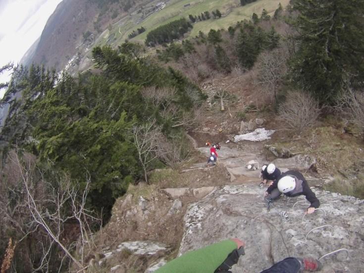ViaFerrata Mont-Dore