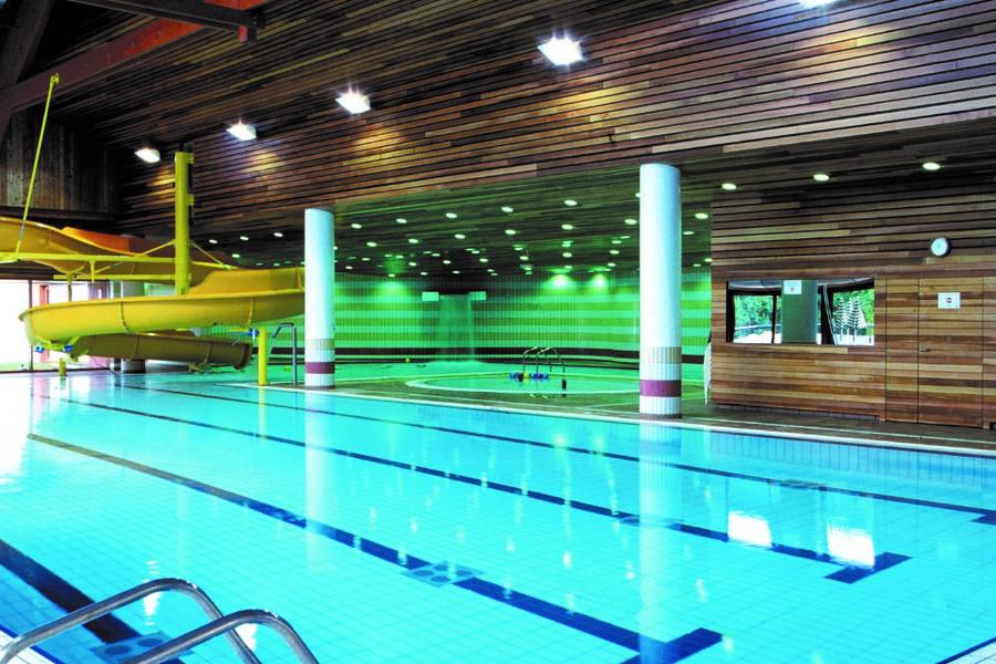 piscine couverte de Vaujany