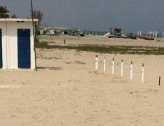 Pulizia a profondità nella spiaggia di Tortoreto Lido [+Video]