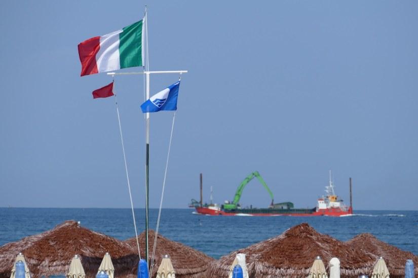 Spiaggia Chalet Solarium - Tortoreto Lido