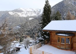 Outside photos - Chalet Teremok in winter