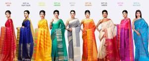 navratri colors for 9 days 2015