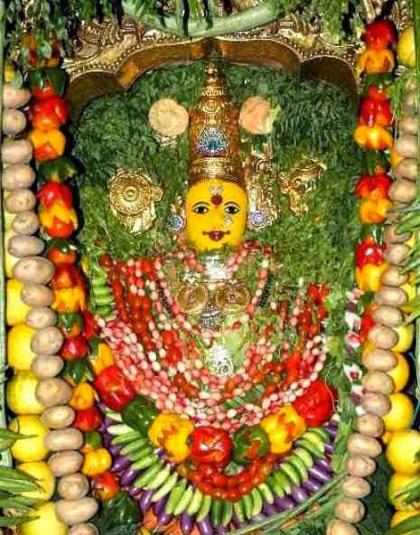 Devi Shakambari