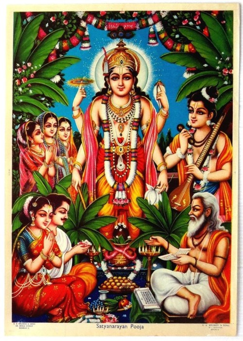 shri satyanarayan bhagwan photo