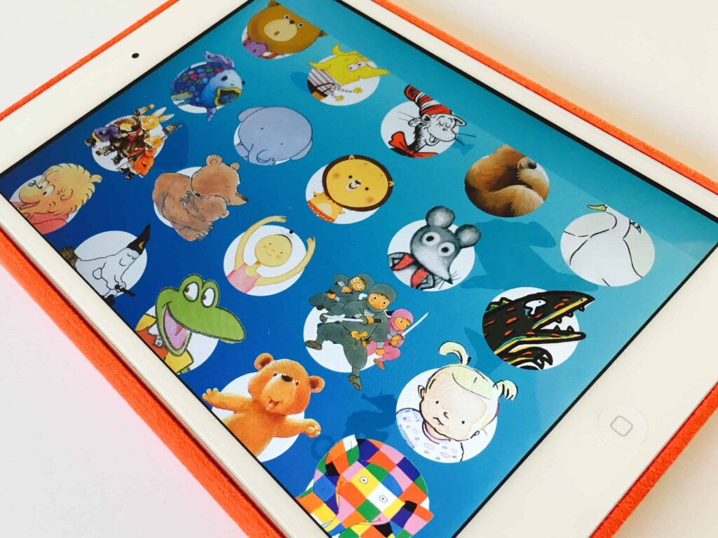 Favorite Chinese Apps for Children