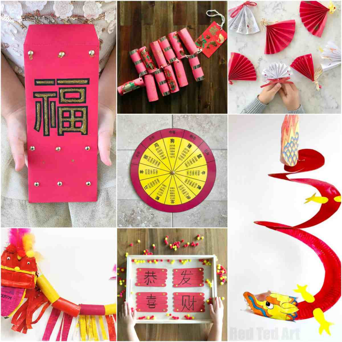 15+ Fun and Educational Chinese New Year Activities for Kids!
