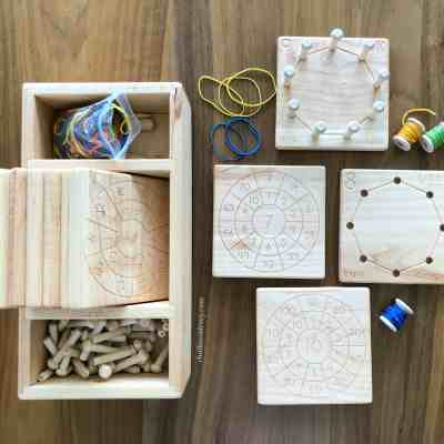 Montessori-friendly Educational Toys and Homeschool Materials on Etsy