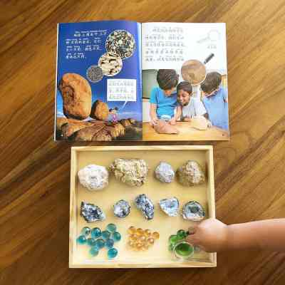 Geode Kit: Crack Open and Learn About Rocks!