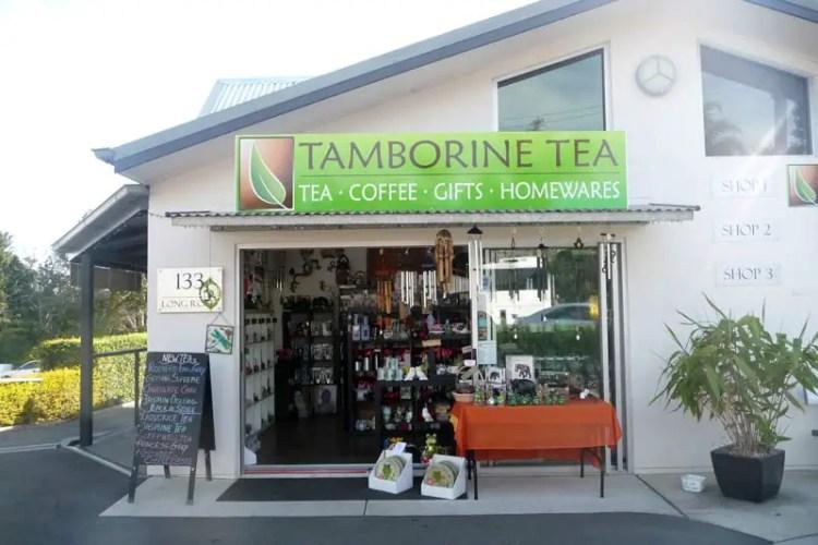 Tamborine tea eagle heights
