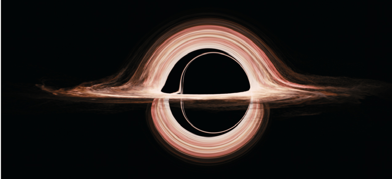 Interstellar Travel The Mathematics Of Wormholes Chalkdust - Incredible photography will make think wormhole two dimensions