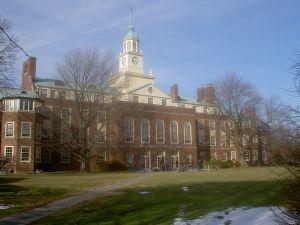 Fuld Hall, Princeton