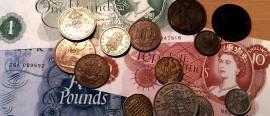 Victorian maths tricks with old money