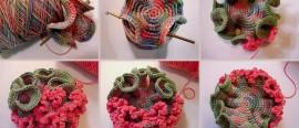 The wonders of mathematical crochet