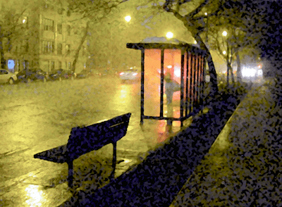 Why I hate an empty bus stop - Chalkdust