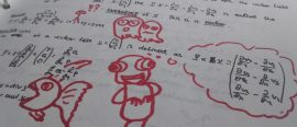 The doodle theorem, and beyond…