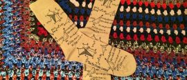 Review: Mathematical socks