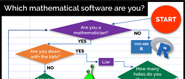 Which mathematical software are you?