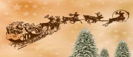 The science behind Santa Claus