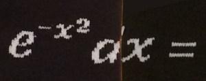 e^(x^2)dx =