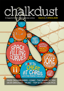 The cover of issue 11