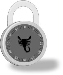 Scorpion lock