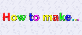 How to make: Ecki the polytope