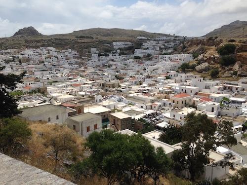 Chalkmarks Rhodes Views