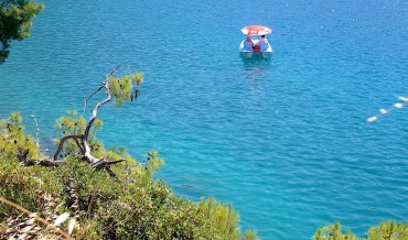Hitch a glide to the Turquoise Coast