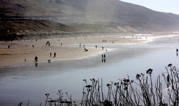 Burn on the beach: Why North Devon is  perfect for a week of exercise and diet