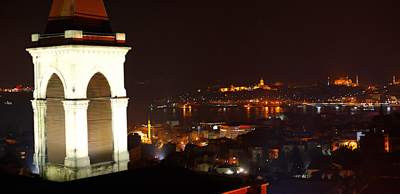 Chalkmarks Istanbul