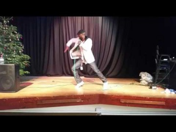 Challan Carmichael - Step By Step performance highlight from St Monica RC High School