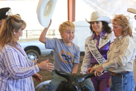 Challenged Children S Rodeo