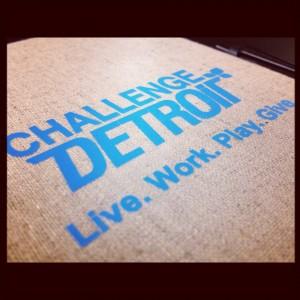 Challenge Detroit 2012- 2013