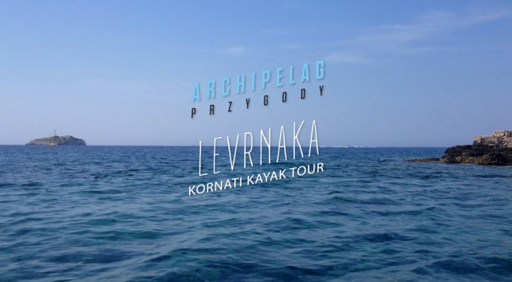 KORNATI KAYAK TOUR - Levrnaka (Video)