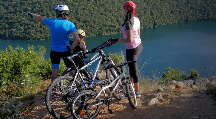Istria Bike Trails - Limes