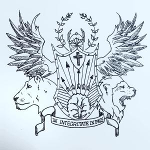 Lesny Family Crest and Motto