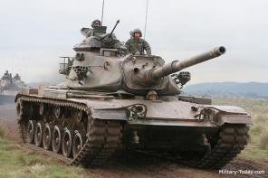 M60A3 Tank Parts