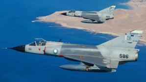 Mirage V Fighterjet Parts