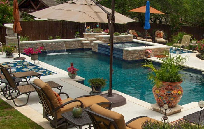 pool construction remodeling