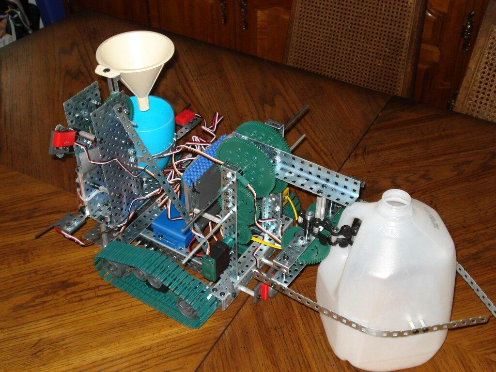 Vex Gallon Bot