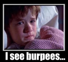 burpees 2
