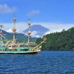 箱根の観光船バーサ