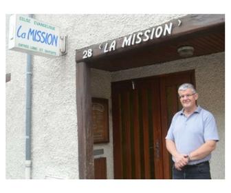 église la mission Châlons en champagne