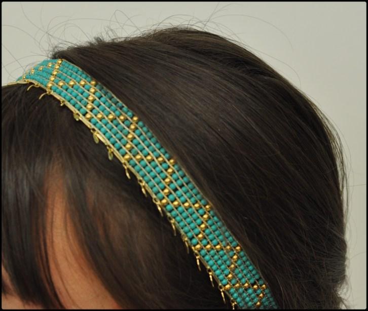 head-band tissé 1